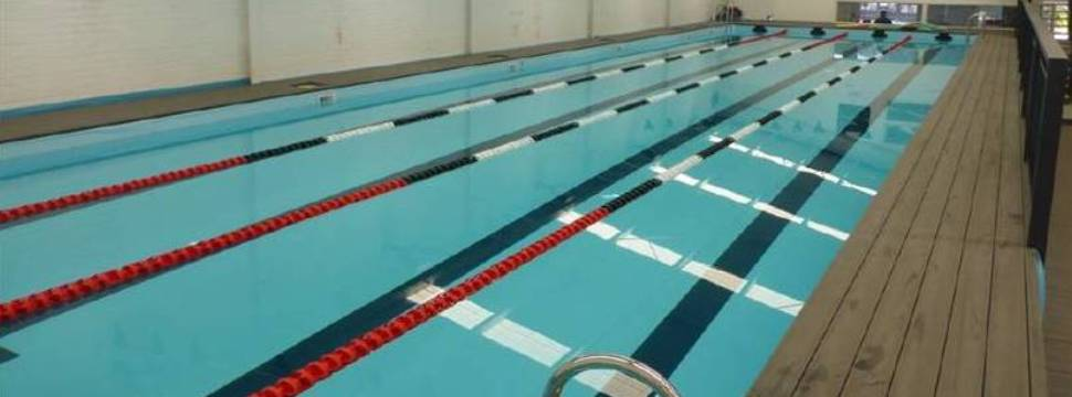 our 25m pool